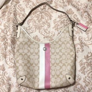 Coach Hobo Purse